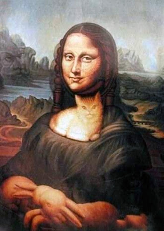 Mona Lisa Göz Yanılması