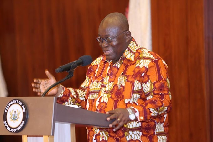 Introduction of Free SHS was not for Politics - President Akufo Addo