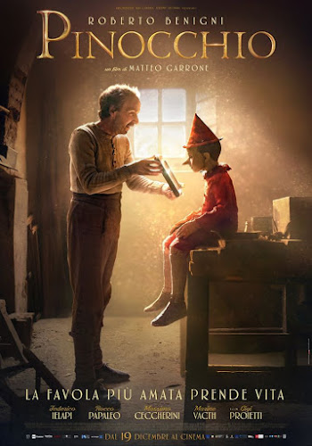 Pinocchio (BRRip 1080p Italiano Subtitulado) (2019)
