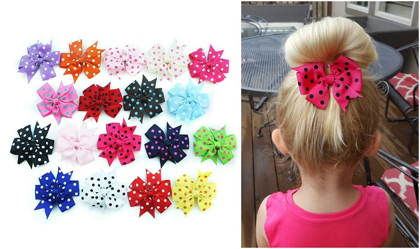 Amazon: 18 Bows for only $8!