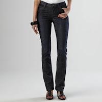 Blugi drepti STRUGGLES pentru femei lungime interioara 78 cm