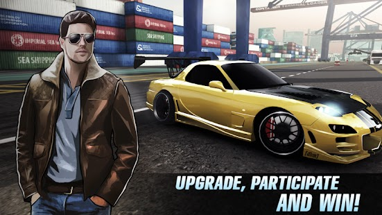 Drag battle racing Apk Free on Android Game Download