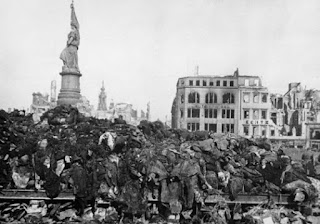 The Bombing Of Dresden In World War II