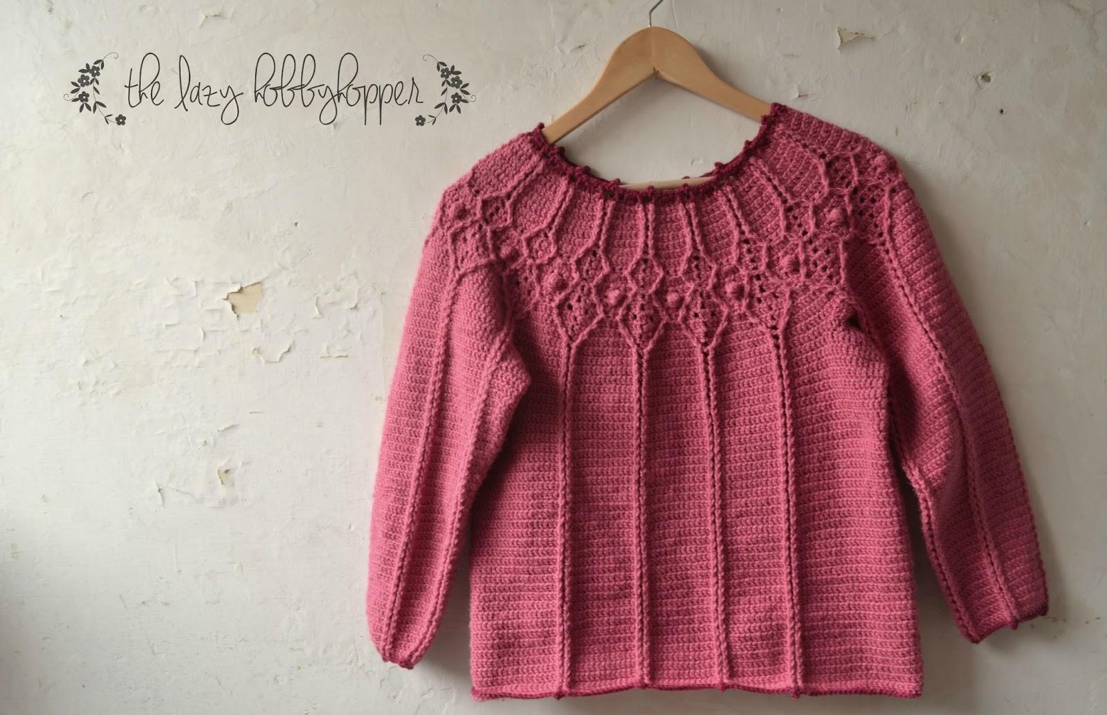 The lazy hobbyhopper round yoke pullover new pattern round yoke pullover new pattern bankloansurffo Images