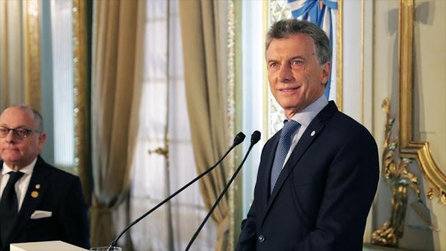 59 % de argentinos no cree en Macri en nuevo revés en popularidad