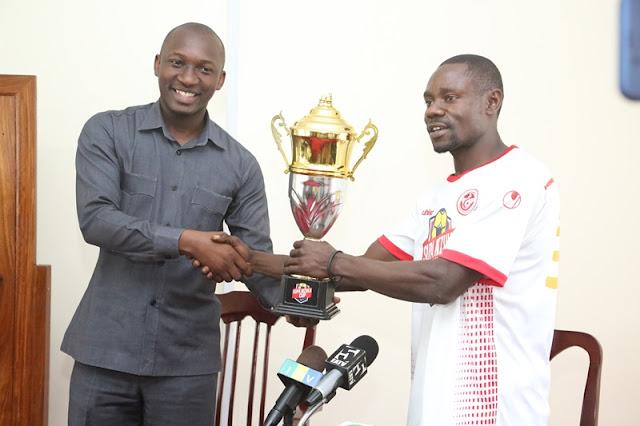 Mshindi wa Milioni 300 za Supa Mzuka Cup 2018 kuchachangia milioni mbili ujenzi wa kituo cha Polisi Mbagala,Temeke.