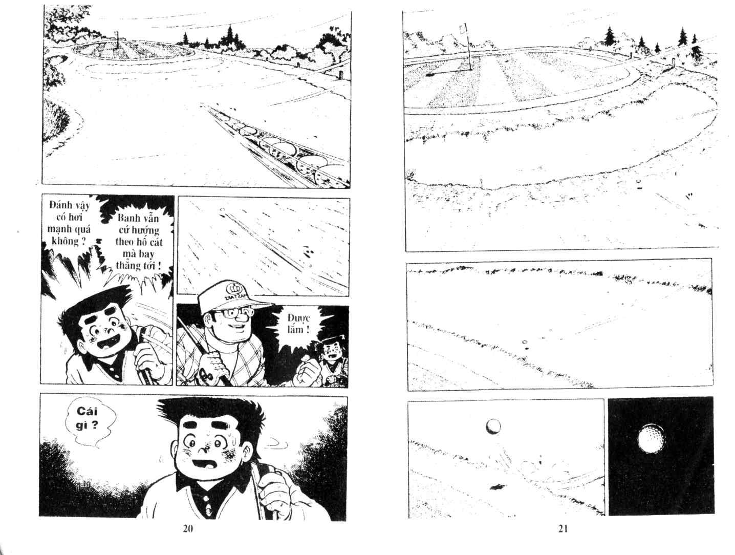 Ashita Tenki ni Naare chapter 16 trang 9