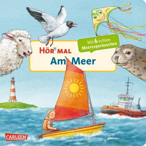 Hör mal Am Meer Die Küstenkids im Bücherboot Kinderbuch Kinderbücher Tipps Rezension Verlosung Küste Meer Ozean Wasser See Strand Urlaub Schiff Schifffahrt