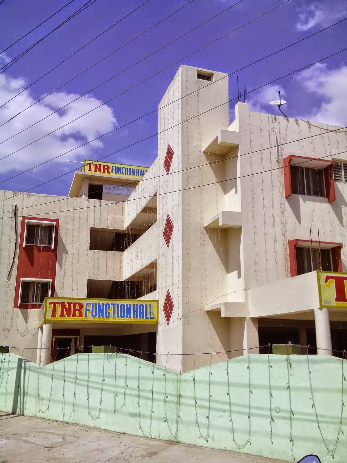 T N R  KALyana mandapam karakambadi road   tirupati