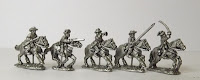 ACW28 Confederate cavalry, inc. command