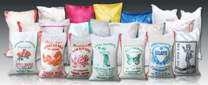 Produksi Beras di Pasar Induk Meningkat