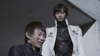 Daichi and Raiga