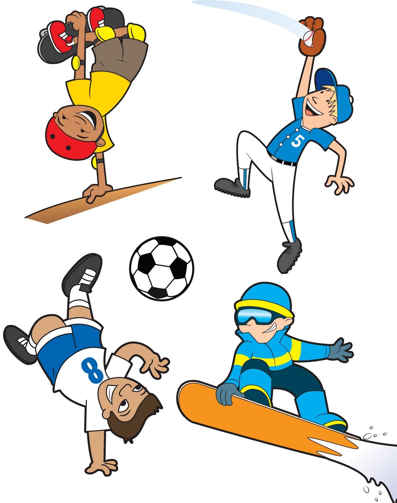 Çocuklarla Spor