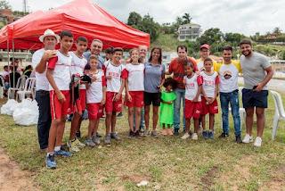 Circuito de Atletismo Rosemar Coelho Neto - Etapa Miracatu