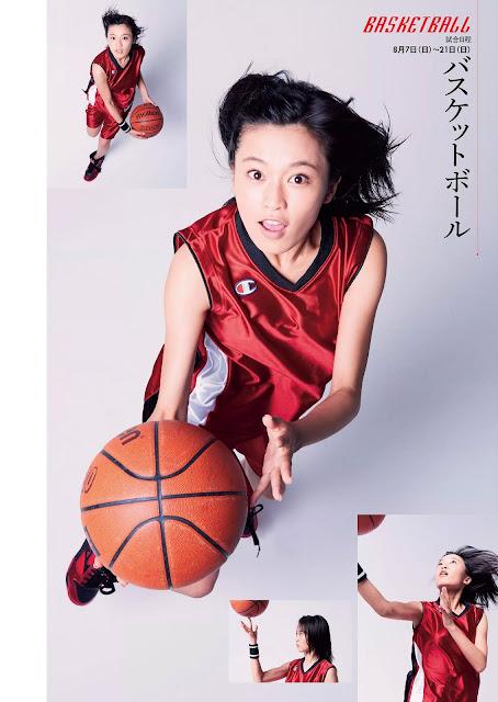 Kojima Ruriko 小島瑠璃子 KojiRuri こじるり X Sports Images 05