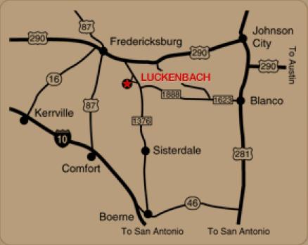 Tumbleweed Texstyles Luckenbach Texas