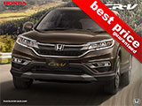 Daftar Harga OTR Mobil All New Honda CRV Bandung