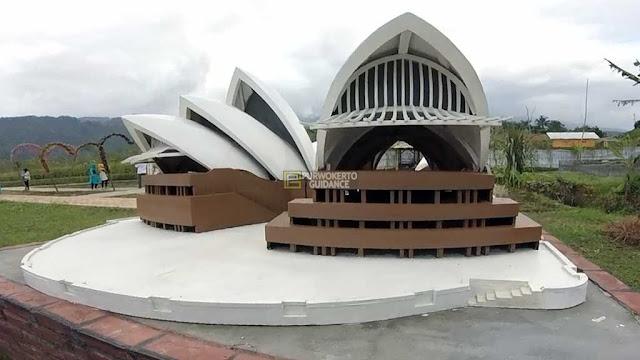 Gedung Australia Small World Purwokerto
