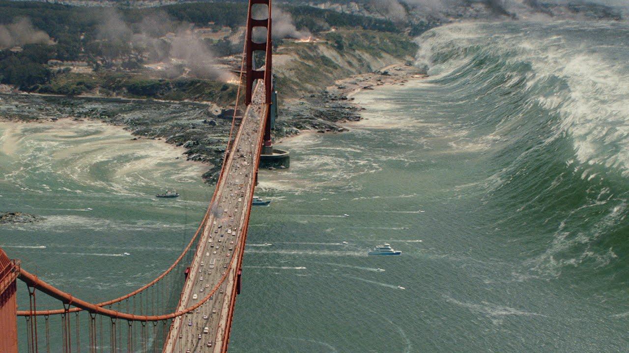 Động Đất Ở San Andreas