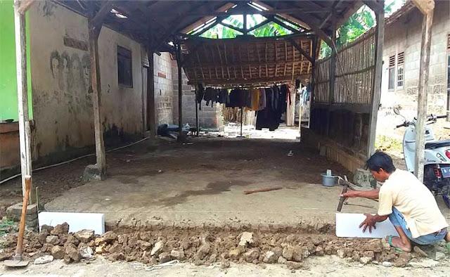 TBM Rumah Warna Penombo Pantai Harapan Jaya Muaragembong Bekasi