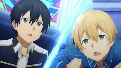 Sword Art Online: Alicization – Episódio 15