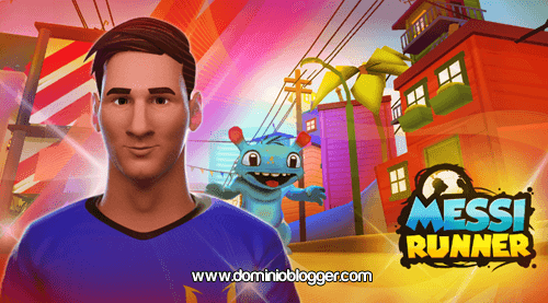 nuevo juego de Messi Runner