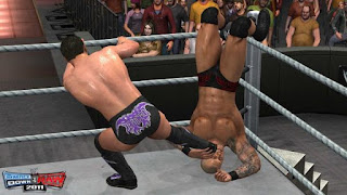 WWE SmackDown vs. Raw 2011 (XBOX 360)