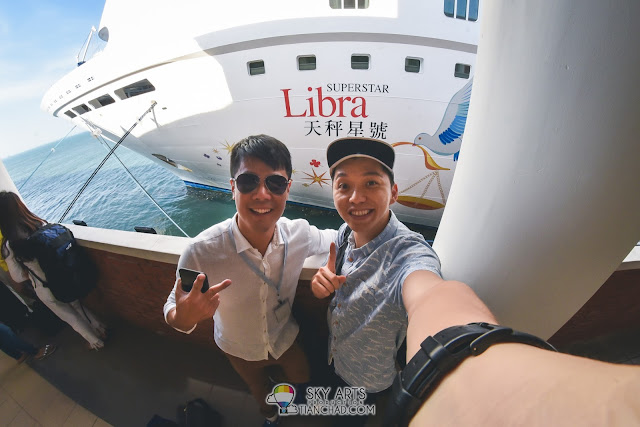 3D2N Penang Phuket with Star Cruises Superstar Libra | 三天两夜槟城普吉岛之旅-每人从RM699++开始