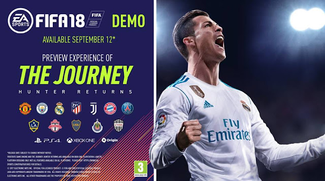 fifa 2018 download demo