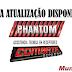 Phantom Cinema 4K Atualização 30/08/18
