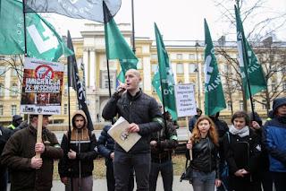 Протест у Варшаві