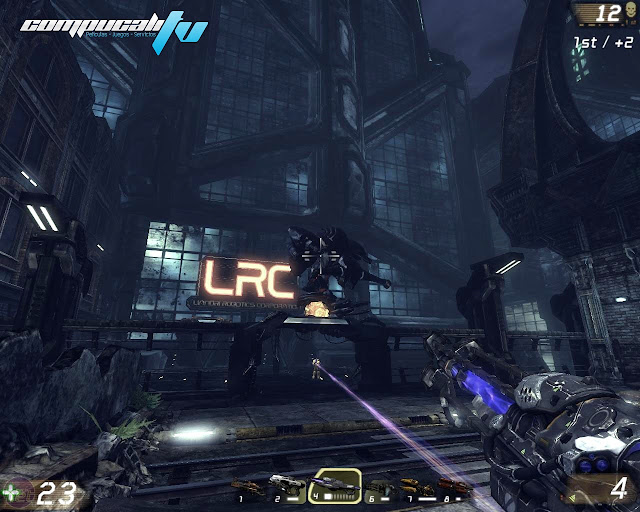 Unreal Tournament 3 PC Full Español Descargar DVD9