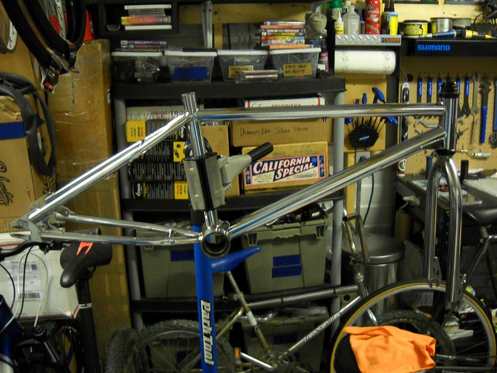Costa's Bicycle Restorations: 1992 Diamond Back Viper