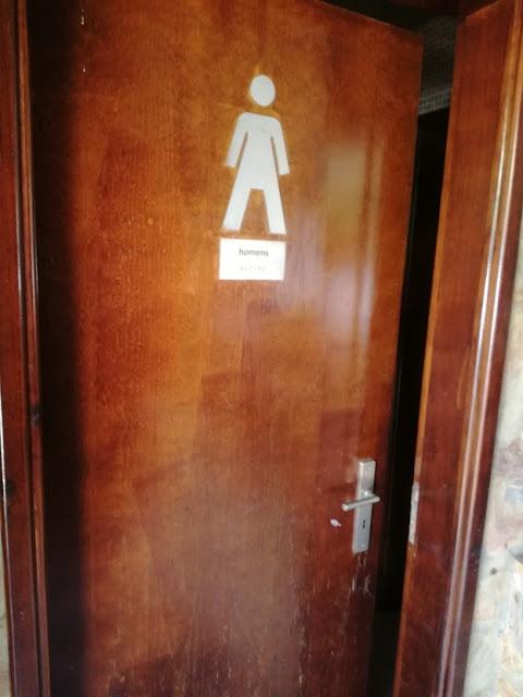Sanitários Masculinos