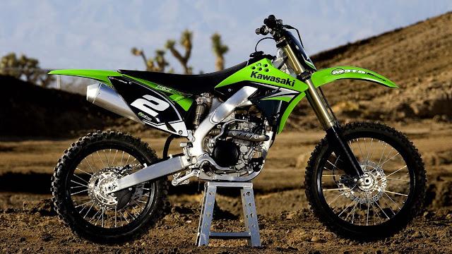 Kelebihan dan Kekurangan Motor Trail Kawasaki KX 65 85 250F