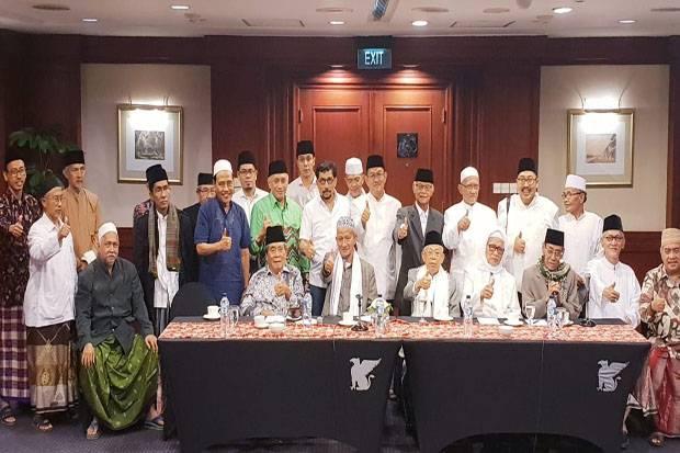Pondok Pesantren Se-Jawa Timur dan Alumninya Siap Mendukung KH Ma'ruf Amin