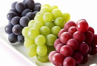 OpO ~ Manfaat Buah Anggur Untuk Kesehatan