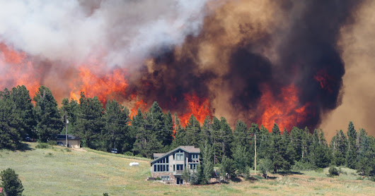 Can Your Home Survive a Wildfire?