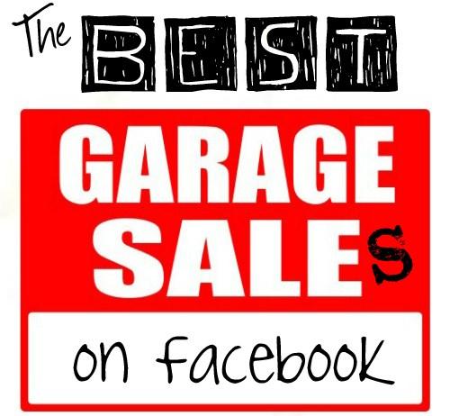 The BEST Garage Sales on Facebook