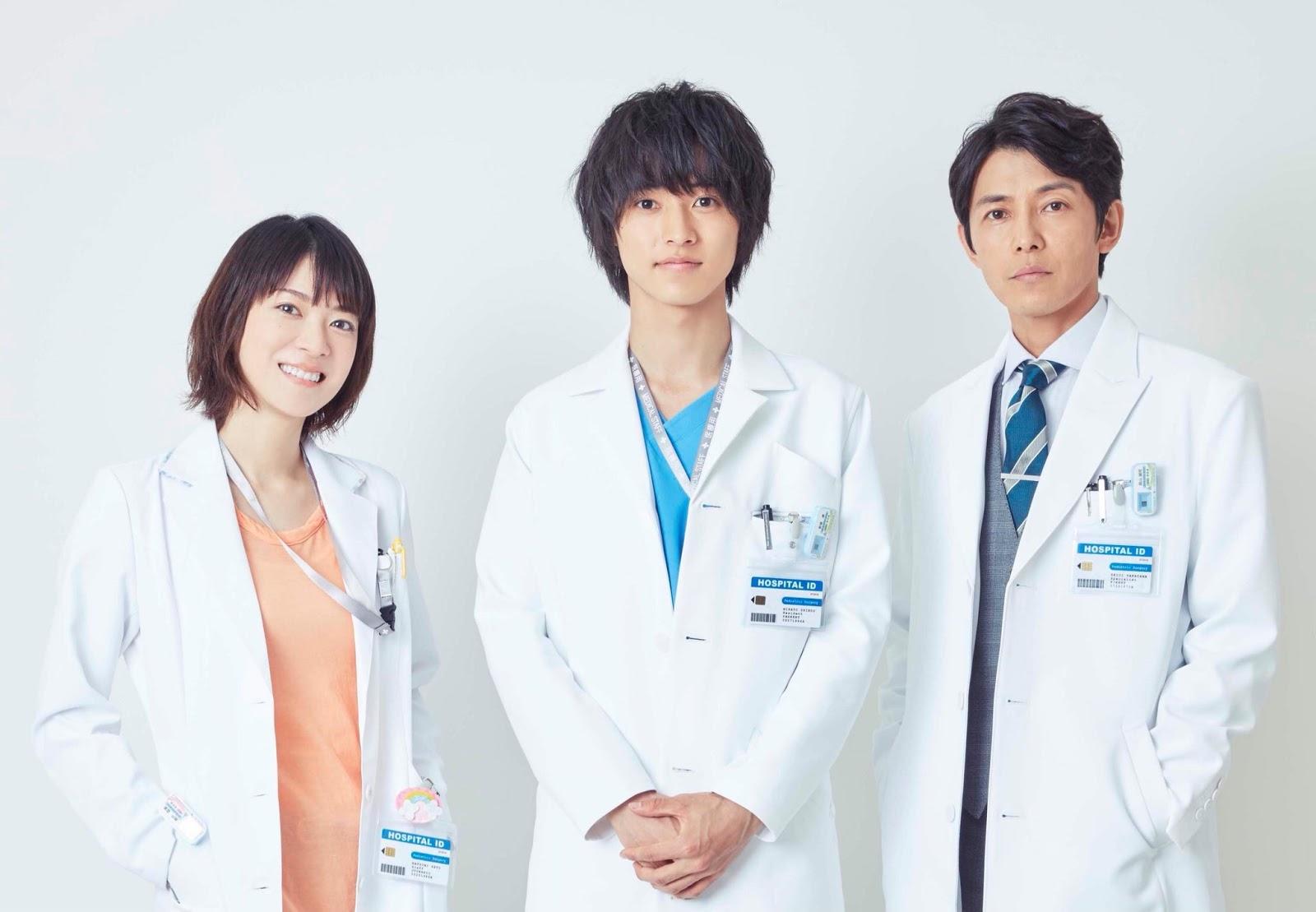 Review J Drama Good Doctor 2018 Clover Blossoms