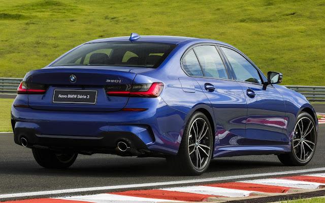Novo BMW 3320i M Sport 2020