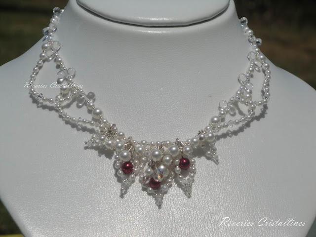 parure bijoux mariée