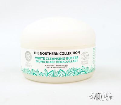 manteca blanca limpiadora natura siberica