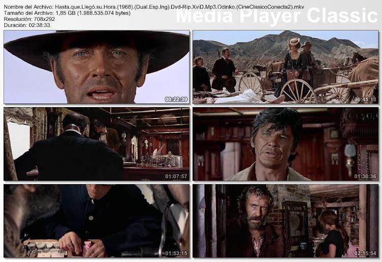 Hasta que llegó su hora | 1968 | C'era una volta il west (Once Upon a Time in the West)