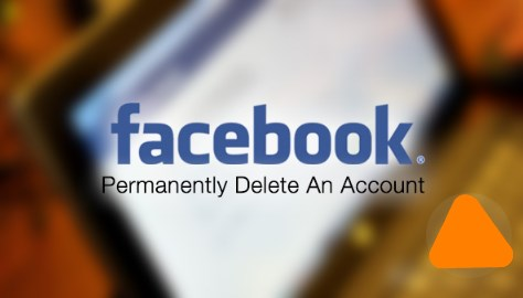 how to delete facebook account in fb permanently