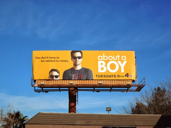 About a Boy season 1 billboard