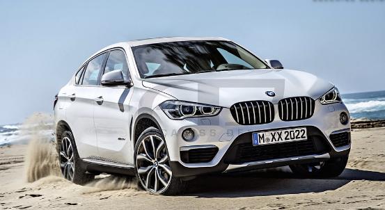 2017 BMW X2 Design