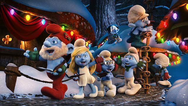 The Smurfs: A Christmas Carol Top Best Animated Christmas Movies To Download Or Watch Online
