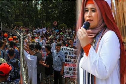 Neno Warisman Dihadang di Bandara Lagi, Fadli: Sebaiknya Kapolda Riau Dicopot!
