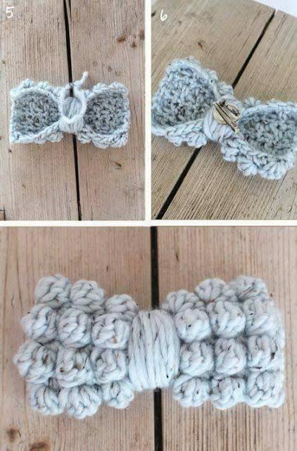 Lazito Tejido A Crochet - Paso a Paso
